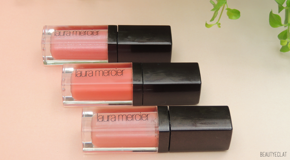 revue avis test lip glace laura mercier swatch