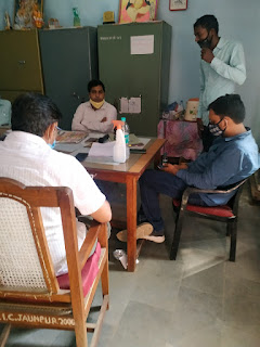 69000 शिक्षक भर्ती में जौनपुर में 1605 पदों की काउंसिलिंग पूरी, बनारस में मिलेगा नियुक्ति पत्र | #NayaSaberaNetwork
