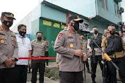 Suara Ledakan Terdengar Saat Pengeledahan Rumah Terduga Teroris di Kabupaten Bekasi