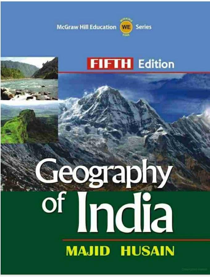 [PDF] Majid Hussain Geography PDF Download