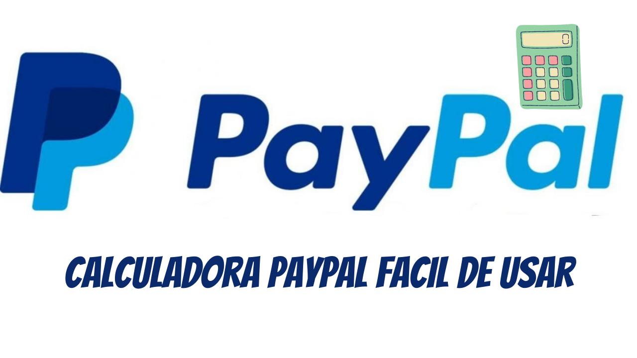 Calculadora de Paypal