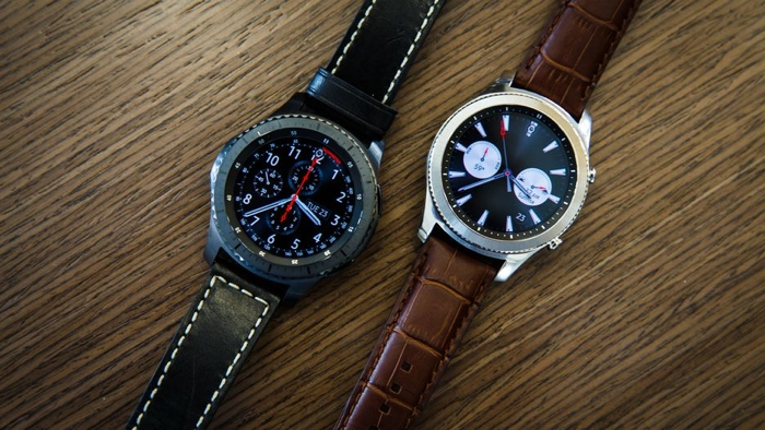 Un vistazo al Samsung Galaxy Watch o Gear S4