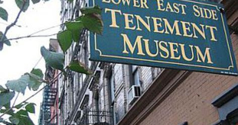 The Lower East Side Tenement Museum: One of New York's must-see parks