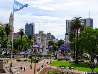 Dicas de Buenos Aires: Post índice