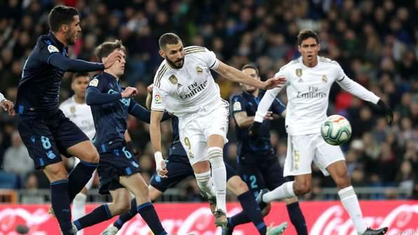 Highlight: Real Madrid Ease Past Sociedad