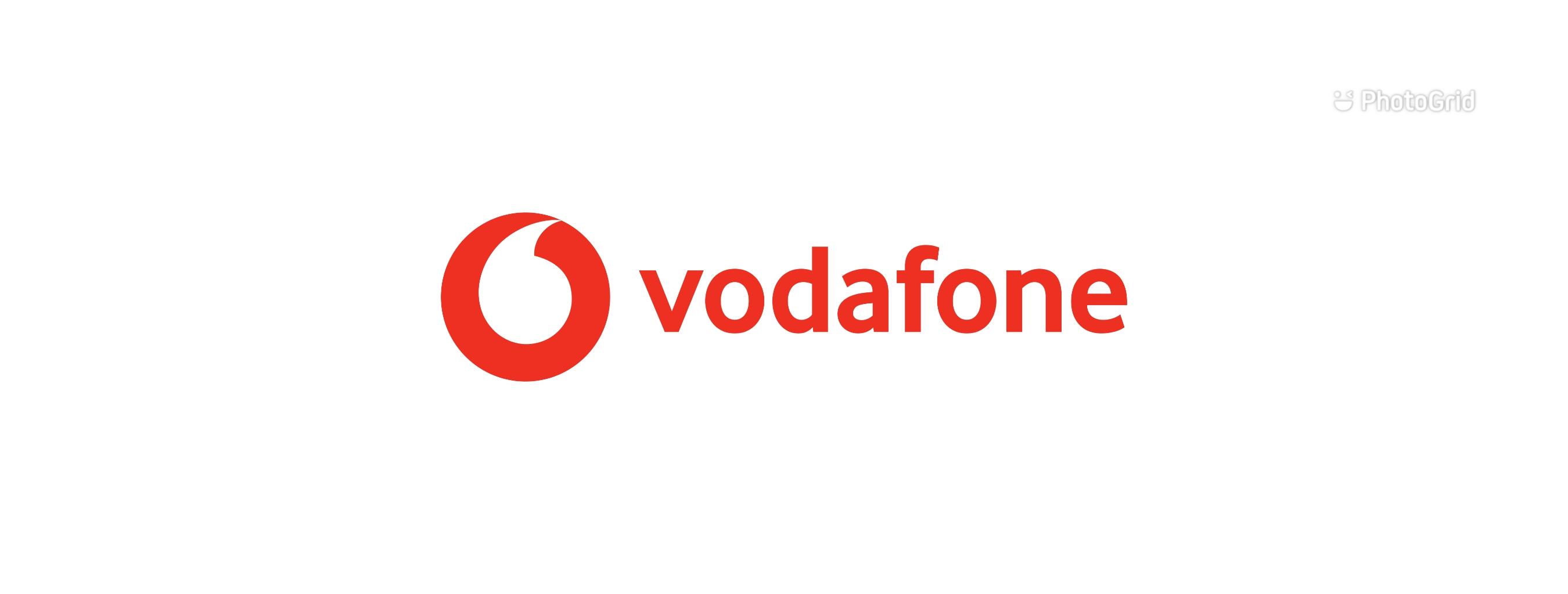 Vodafone Ghana logo 2021-2022