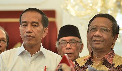 Saiful Anam: Saatnya Jokowi Perintahkan Mahfud MD Usut Dugaan Permainan di Balik Kasus Novel