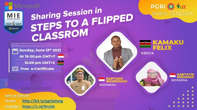 Steps to Flipped Classroom