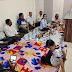 श्री लाभ गंगा सोसायटी मुख्यालय में बालिका ने किया दीपावली पर लक्ष्मी पूजन, महिला उत्थान की दिशा में कार्यरत है सोसायटी