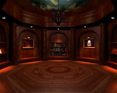 La librería de Myst