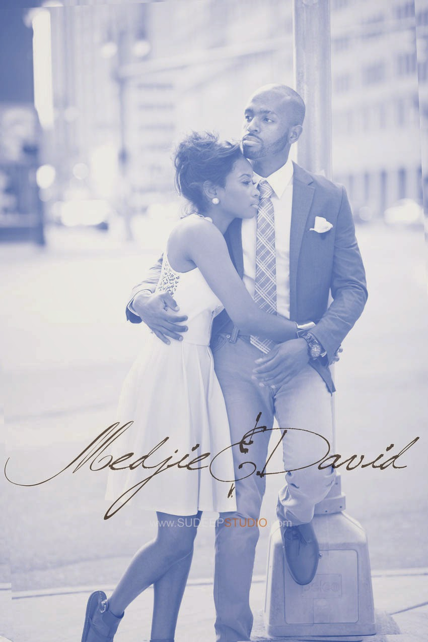 Detroit Engagement Pictures SudeepStudio.com