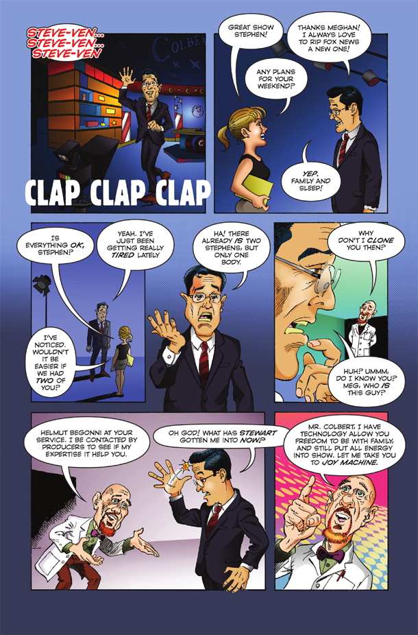 Stephen Colbert - 5