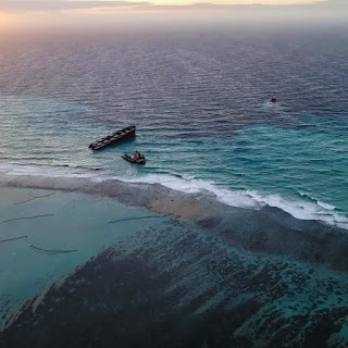Mauritius oil spill: Wrecked MV Wakashio breaks up