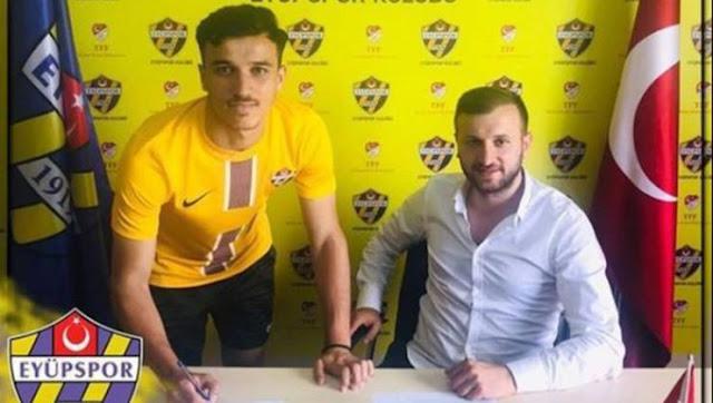 Mikail Okyar, Eyüpspor'a transfer oldu