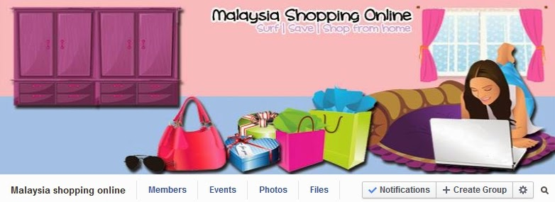 Online fashion malaysia shopping