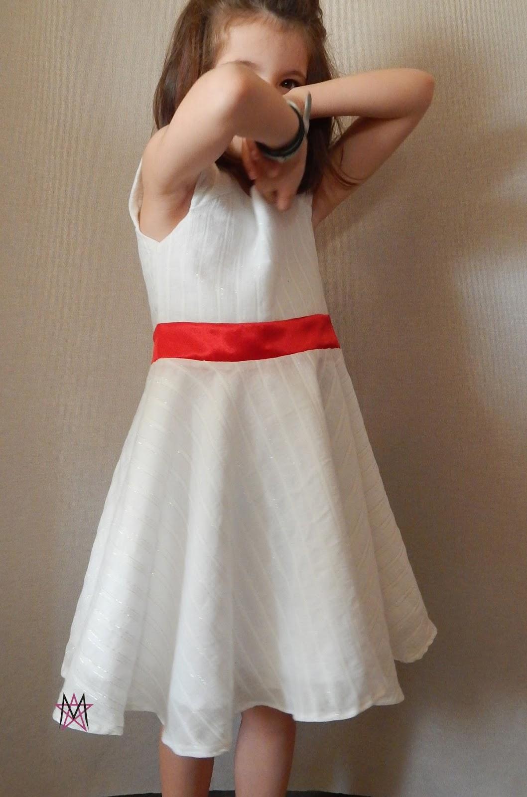 Vestido blanco quinceaрів±era