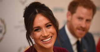Meghan on Powerlist 2020 one of Britain's most influencial black people