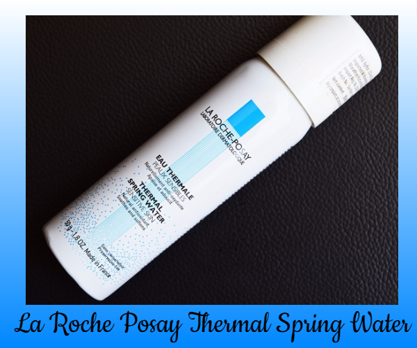 la roche posay thermal spring water face spray