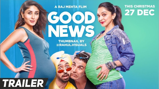 good news movie short review about movie and songs detail with release date