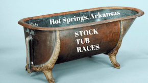 Stock Tub Heats lets anyone outfit a tub to enjoy World Championship Running of the Tubs Bathtub Races