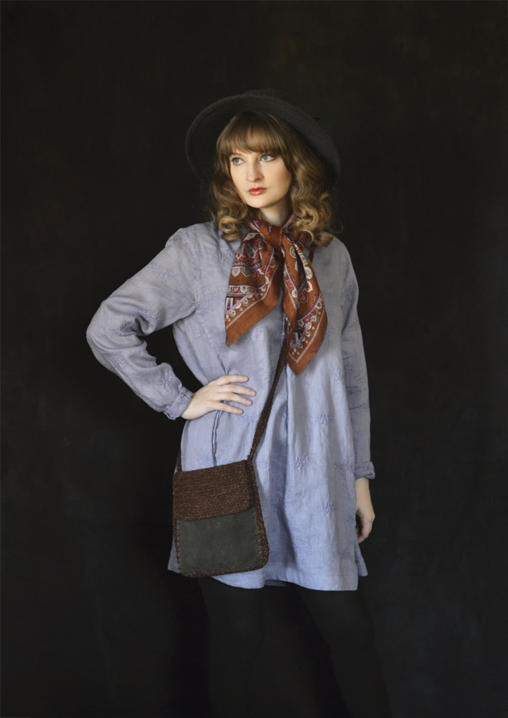 The Flying Clubhouse: Chambray   spring outfit
