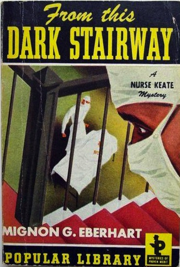 Pretty Sinister Books: FFB: From This Dark Stairway ...