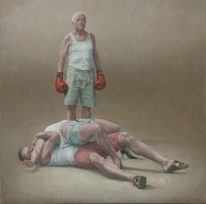 Сильные эмоции. Erik Tierolf