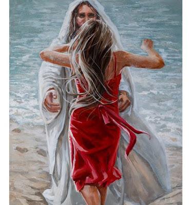 Merciful Savior by Deborah Waldron Fry