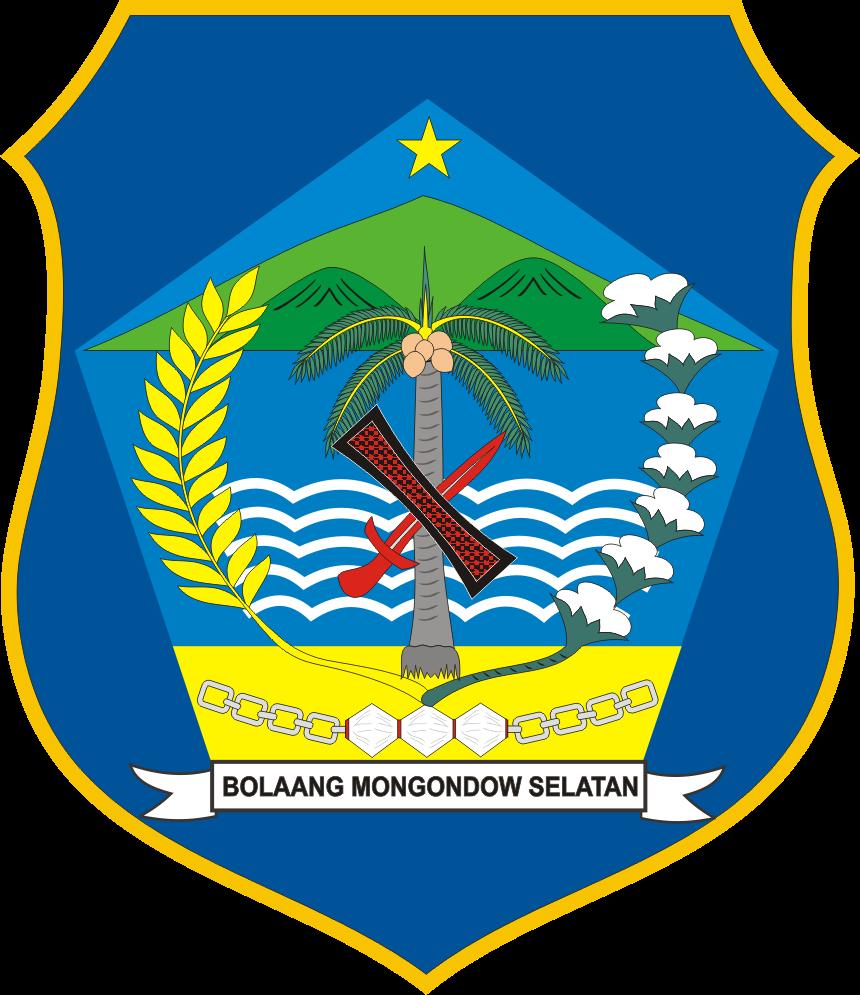 Logo Kabupaten Bolmong Selatan Kumpulan Logo Lambang Indonesia