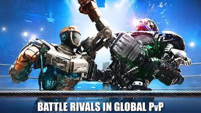Real Steel World Robot Boxing MOD APK+DATA
