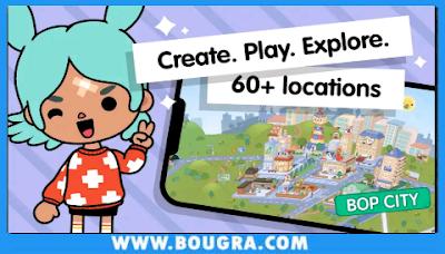 تحميل لعبة توكا بوكا التحديث الجديد