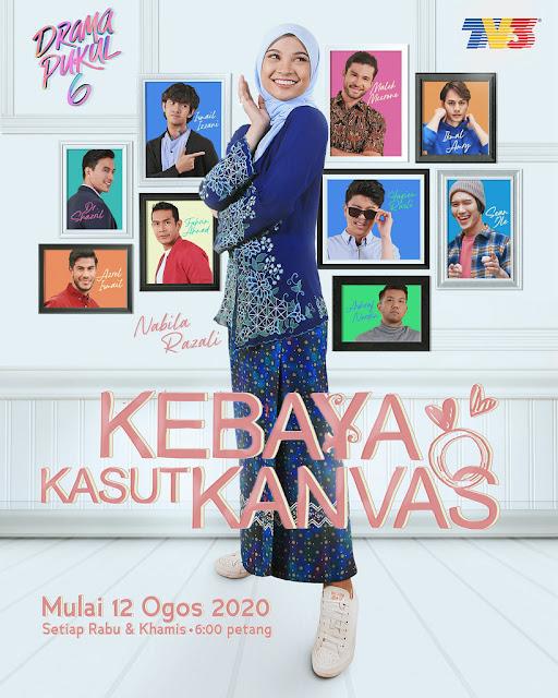 Drama Kebaya Kasut Kanvas