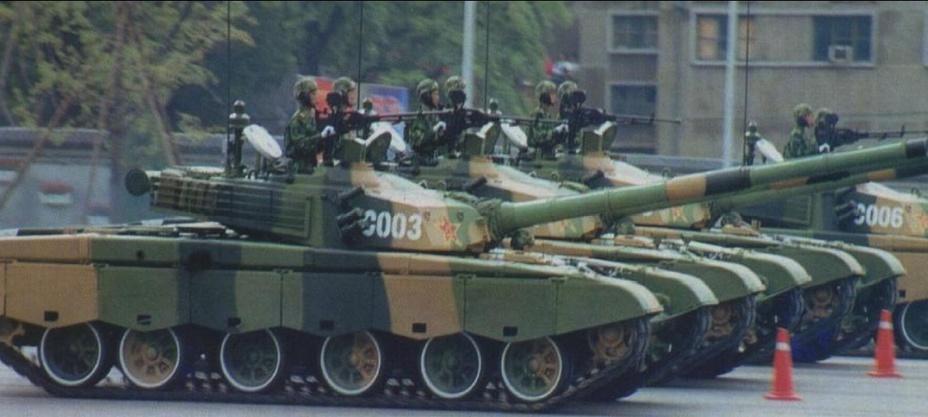 Танк тип 98G
