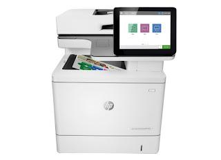 HP Color LaserJet Enterprise MFP M578dn Driver Download, Review