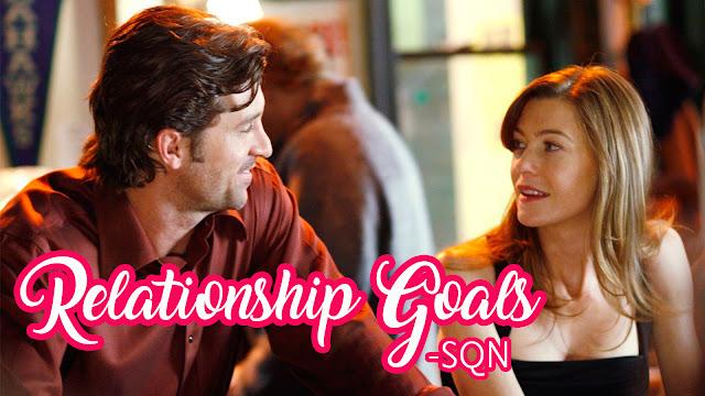 Sorry not sorry: Meredith Grey e Derek Sheppard não são Relationship Goals