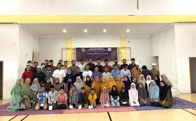 IMSAM (Ikatan mahasiswa Samalanga dan Simpang Mamplam) Berbuka Bersama dan Santunan Anak Yatim