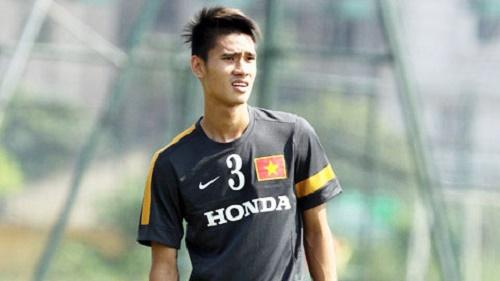 Chân dung cầu thủ Đinh Tiến Thành