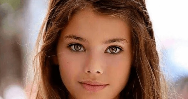Девочка с эльфийской внешностью стала шикарной девушкой, покорившей мир моды