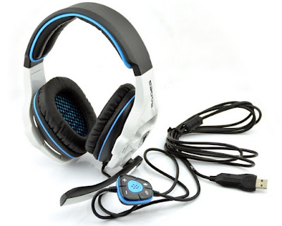 headset gaming sades SA903