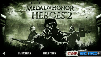 Medal Of Honor: Heroes 2 PPSSPP Android