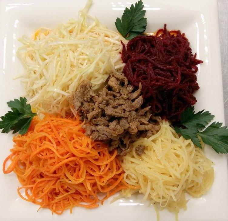 лишние салат хан рецепт с фото крымская или