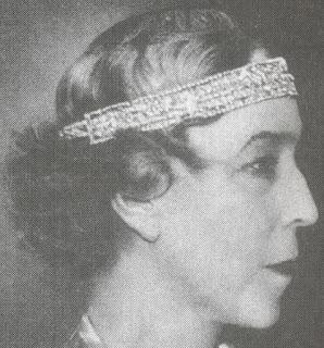 diamond bandeau tiara queen elisabeth belgium altenloh