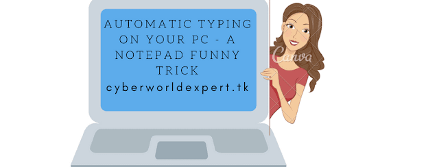 Automatic typing on your PC