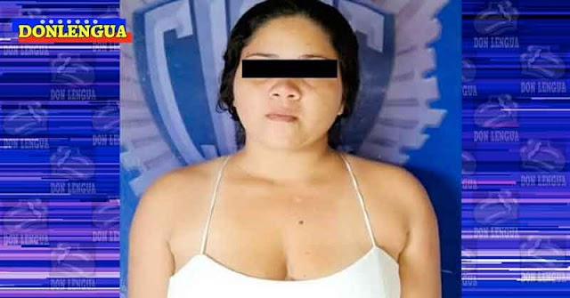 Detenida en Tucacas la jefa de una banda delictiva roba-casas