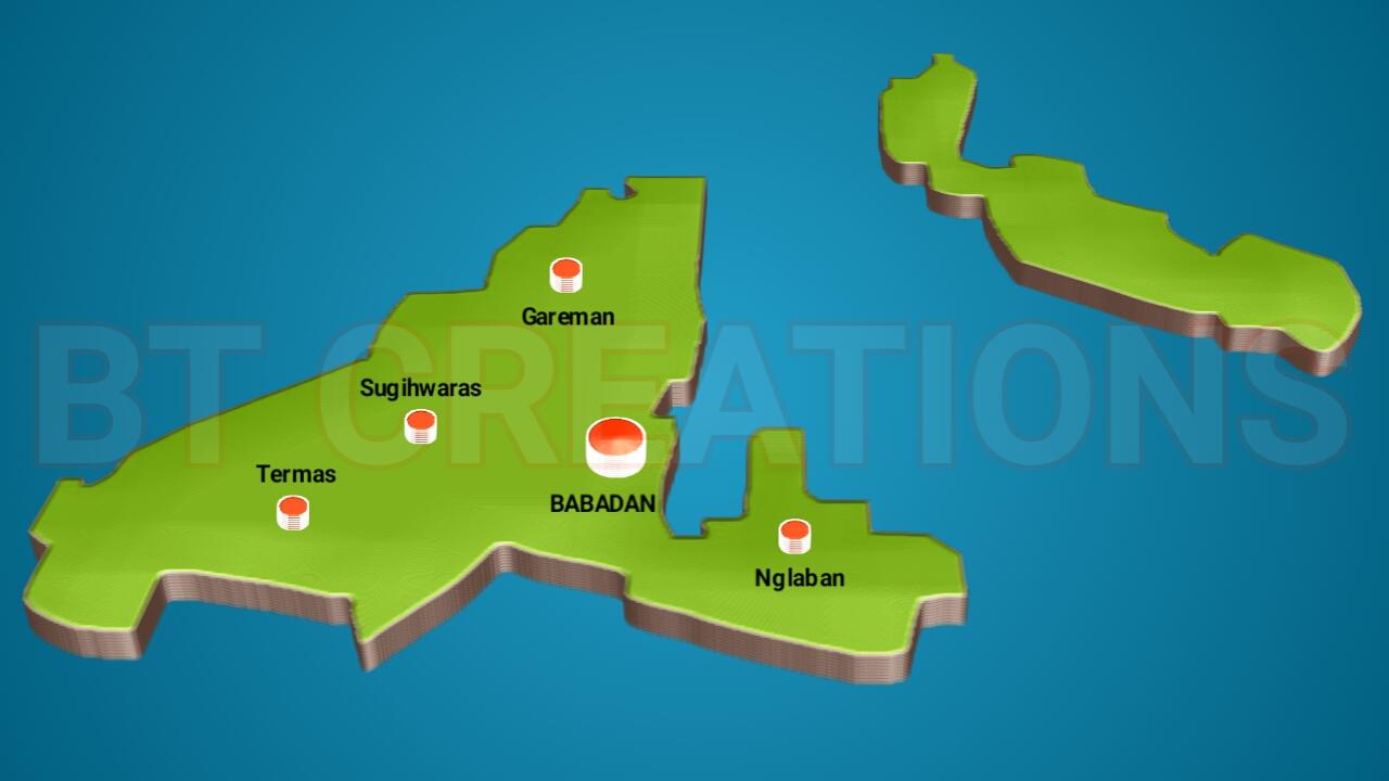 KABUPATEN NGANJUK: Desa Babadan - Patianrowo