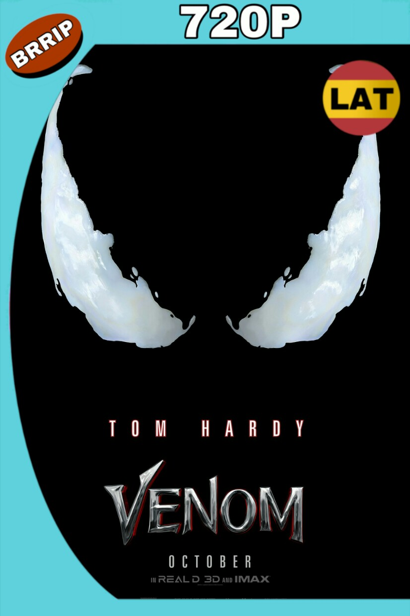VENOM (2018) BRRIP 720P LATINO-INGLES MKV