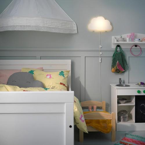lampka nocna dla dzieci na ścianę