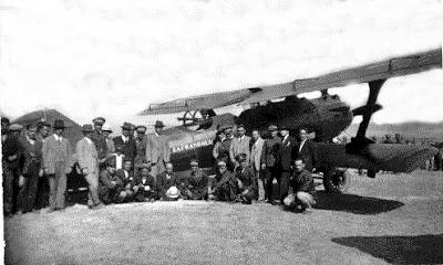 Breguet 19 A-2 Zafranbolu