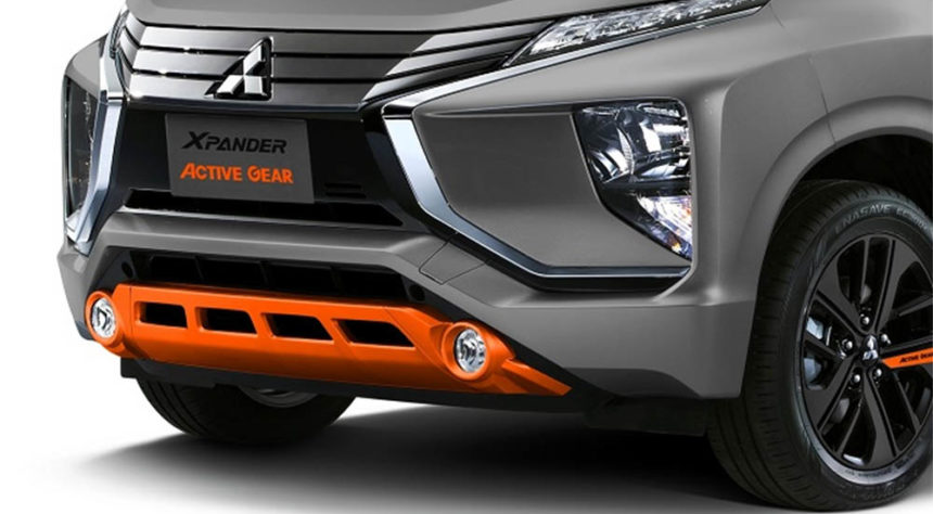 Mitsubishi Xpander Active Gear, Suitable To Realize ...