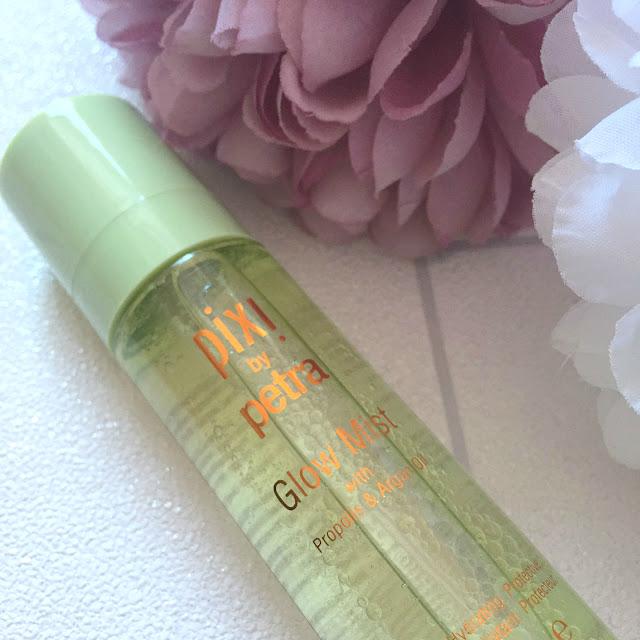 Pixi Glow Mist www.mammafulzo.com